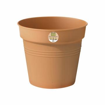 Picture of LILLEPOTT GREEN BASICS D15cm TERRA