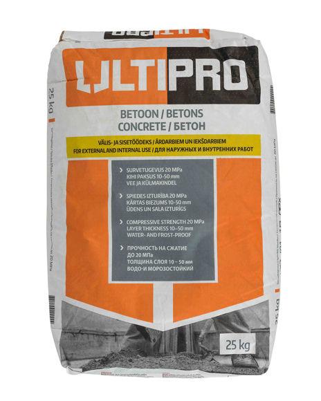 Picture of KUIVBETOON ULTIPRO C20 25kg