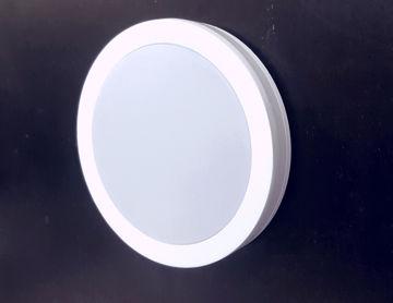 Изображение RIPPLAEVALG. SKYLINE 12W LED 840Lm ÜMAR SÜV.VALGE