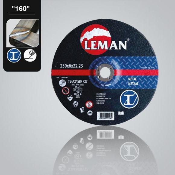 LIHVKETAS LEMAN MET.230x6x22,2 pilt