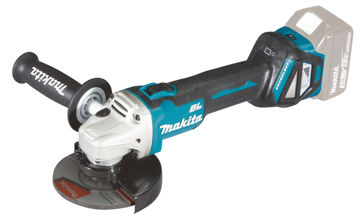 Picture of CORDLESS ANGLE GRINDER MAKITA DGA512ZU WITHOUT BATTERY AND CHARGER