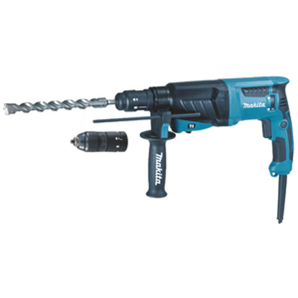 Picture of HAMMER DRILL MAKITA HR2630TJ 800W 3-FUNCTION