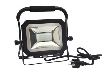 Picture of PROZEKTOR LED 30W ÕHUKE MUST SANGAGA