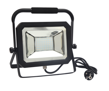 Picture of PROZEKTOR LED 50W ÕHUKE MUST SANGAGA