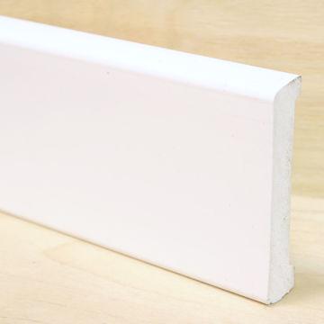 PÕRANDALIIST PVC 12X60X2700MM VALGE pilt