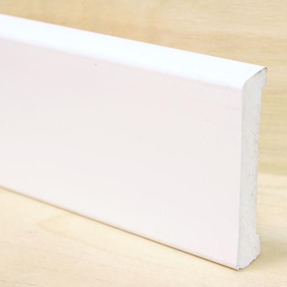 Picture of PÕRANDALIIST PVC 12X60X2700MM VALGE