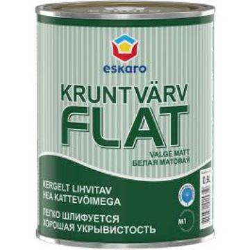 Изображение LAE- JA KRUNTVÄRV ESKARO FLAT TÄISMATT 0.9L