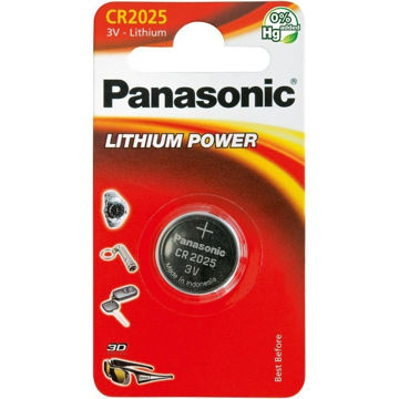 Изображение PATAREI PANASONIC CR2025/1B