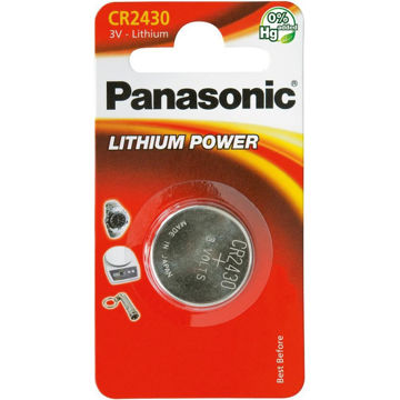 Picture of PATAREI PANASONIC CR2430/1B