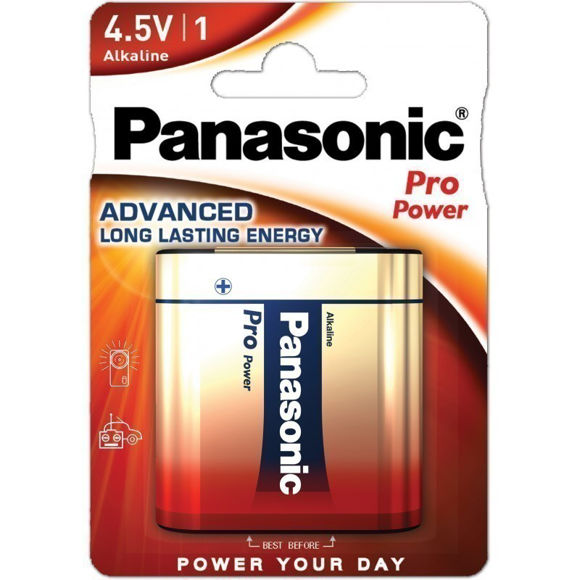 Picture of PATAREI PANASONIC 3LR12PPG/1B