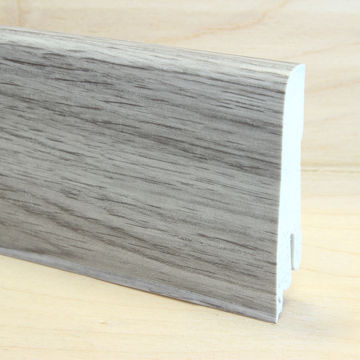 Picture of PÕRANDALIIST PVC USL60 17X59X2500MM TAMM SMOKY