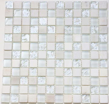 Picture of MOSAIIK 30X30 VALGE 2312