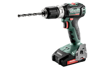 Picture of CORDLESS IMPACT DRILL METABO SB18 L BL 2X2,0AH