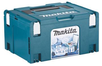 KÜLMAKAST MAKITA MAKPAC COOLBOX No.3 11L pilt