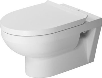 Picture of WC POTT DURAVIT DURASTYLE BASIC RIMLESS+ISTE V.SUL
