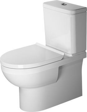 Picture of WC POTT DURAVIT DURASTYLE BASIC VARIO+ISTE V.SULG