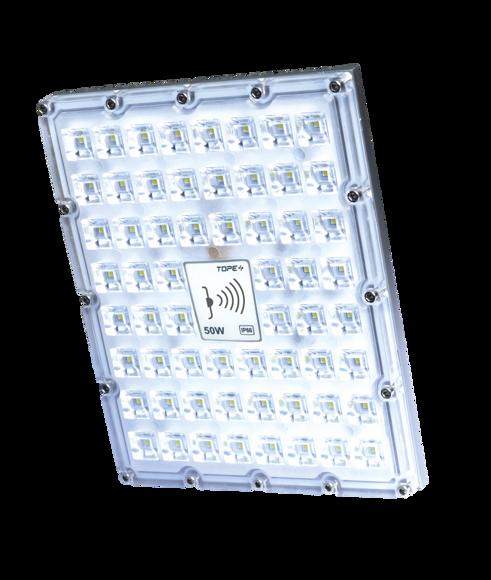 Изображение PROZEKTOR BRENTSENS 50W 170X137 LED SENSORIGA IP66