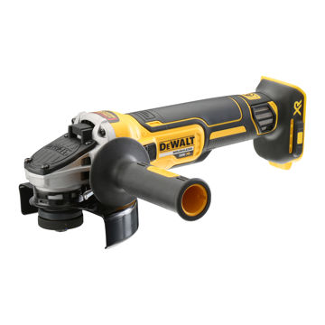 Picture of AKUNURKLIHVIJA DEWALT DCG405N 125MM 18V KARKASS
