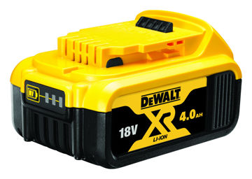 Picture of BATTERY DEWALT DCB182 18V XR Li-ion 4,0AH