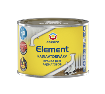 Picture of ELEMENT RADIAATORIVÄRV ESKARO 0,45L