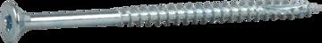 PUIDUKRUVI CUTTER 5X80 PP ZN TX25 C1 100TK pilt