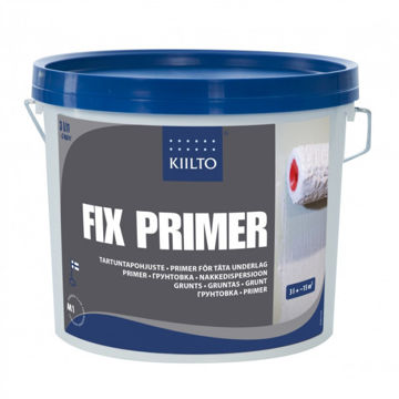 Picture of ALUSKRUNT KIILTO FIX PRIMER 3L