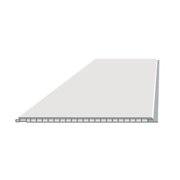 Picture of SEINAPANEEL PVC 8X250X2650 OPUS ECOLINE WHITE