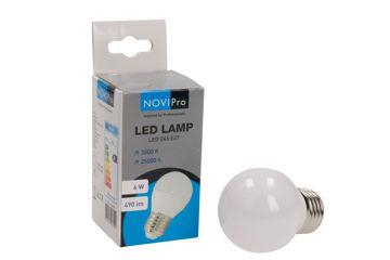 PIRN NOVIPRO 6W E14 LED LÜHTER 490lm pilt