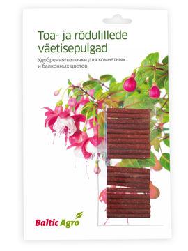 Picture of VÄETISEPULGAD TOA-JA RÕDULILLED 20tk.