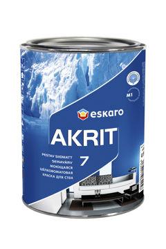 Picture of SEINAVÄRV ESKARO AKRIT-7 0,95L MATT