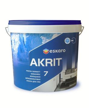 Picture of SEINAVÄRV ESKARO AKRIT-7 4,75L MATT
