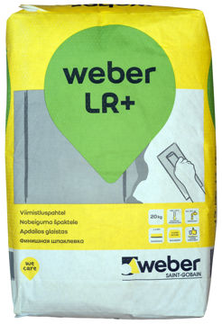Picture of SEINAPAHTEL WEBER LR PLUS 20KG
