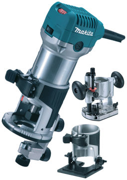 ÜLAFREES SERVAFREES MAKITA RT0700CX5J 710W 6-8MM pilt