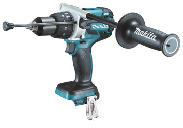 Picture of CORDLESS IMPACT DRILL MAKITA DHP481Z 18V WITHOUT BATTERY AND CHARGER