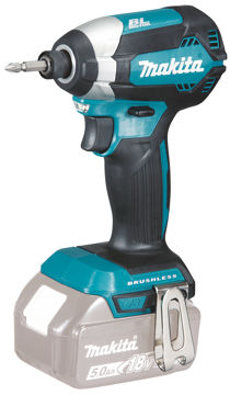 Picture of CORDLESS IMPACT SCREWDRIVER MAKITA DTD153Z WTHOUT BATTERY AND CHARGER
