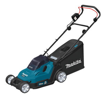 Picture of CORDLESS LAWN MOWER MAKITA DLM432PT2 43CM 18V 2X5 AH