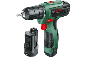Picture of CORDLESS DRILL BOSCH EASYDRILL 1200 2X1,5AH