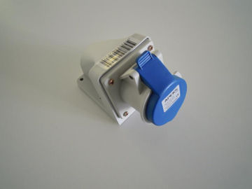 Picture of SCHUKO SOCKET 1P16A INTERNAL IP44 BLUE