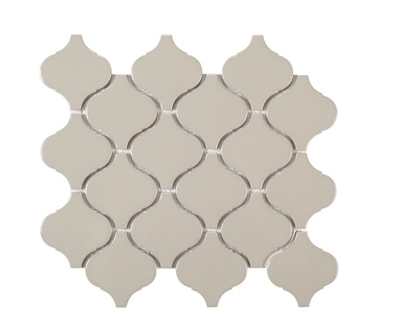 Picture of MOSAIIK 28X24.6 TECH FLAME GREY GLOSSY