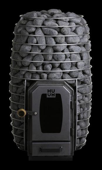 Изображение SAUNAAHI HUUM HIVE WOOD 13 kW