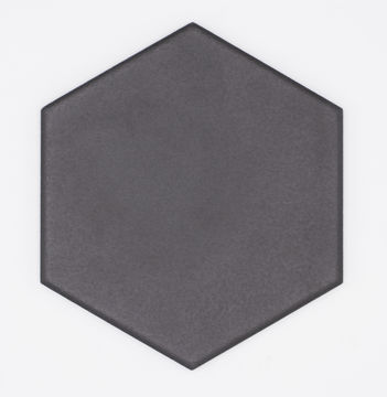 TÄISMASSPLAAT 14,2x16,4 HEXAGON BLACK pilt