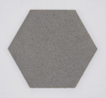 TÄISMASSPLAAT 14,2x16,4 HEXAGON GREY pilt