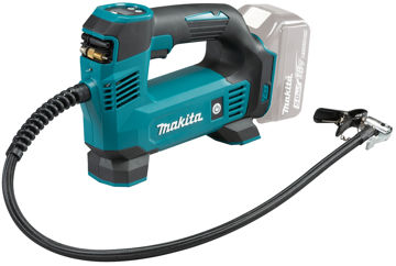 Picture of CORDLESS AIR COMPRESSOR MAKITA DMP180Z 18V WTHOUT BATTERY AND CHARGER
