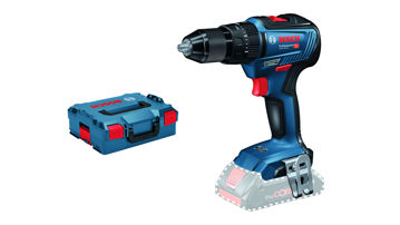 Picture of CORDLESS IMPACT DRILL BOSCH GSB 18V-55 WITHOUT BATTERY AND CHARGER
