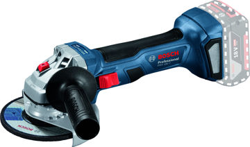 Picture of CORDLESS ANGLE GRINDER BOSCH GWS 18V-7 SOLO WITHOUT BATTERY AND CHARGER