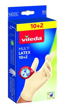 Picture of KUMMIKINDAD VILEDA MULTI LATEX M/L 10+2tk