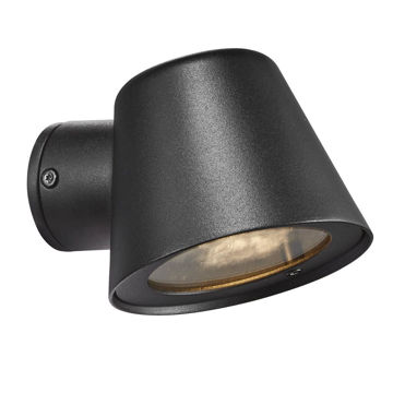 Picture of WALL LAMP ALERIA GU10 MAX 35W IP44 BLACK