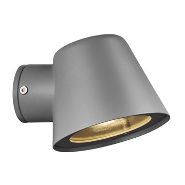 Picture of WALL LAMP ALERIA GU10 MAX 35W IP44 GRAY