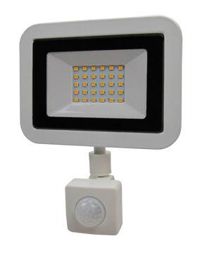Изображение PROŽEKTOR NOVIPRO LED 30W+ANDUR 2400lm IP65 VALGE