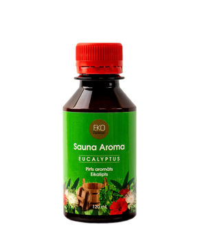 Picture of SAUNA AROOM EKOHOUSE EUKALÜPT 120ML